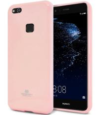 Mercury Jelly Soft Case for Huawei P10 Lite - Pink