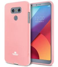 Mercury Jelly Soft Case for LG G6 - Pink