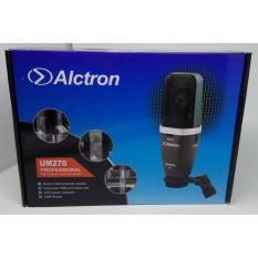 MIC Alctron UM270 - Multi Functional USB Studio Professional