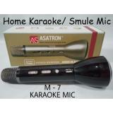Toko Mic Bluetooth Asatron M 7 Home Karaoke Smule Online