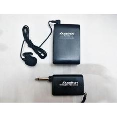 Model Mic Jepit Wireless Bosstron Terbaru