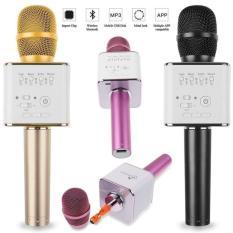 Mic Karaoke Bluetooth Q9 Wireless Microphone Mic Q 9 Diskon Dki Jakarta