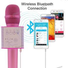 Mic Karaoke Smule Bluetooth Q9