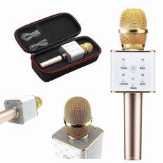 Mic Karoke Tuxun Q7 Bluetooth Wireless Microphone