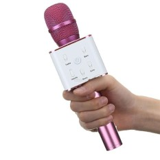 Mic Karoke Tuxun Q7 Bluetooth Wireless Microphone