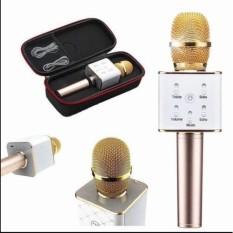 Review Terbaik Mic Karoke Wireless Fleco F 804 Microphone Hifi Speaker