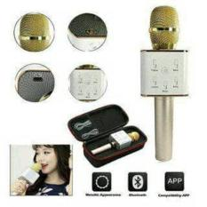 Mic Q7 Portable Wireless Karaoke Mic Bluetooth