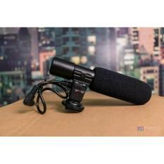 Mic Vlog Vloging Kamera Dslr Handycam Mirrorles external microphone