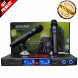 Cara Beli Mic Wireless Shure Ur 7D Black Edition Wireless Microphone 39Shop Ur7D Ur7 D