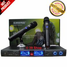 Mic Wireless Shure Ur 7D Black Edition Wireless Microphone 39Shop Ur7D Ur7 D Shure Diskon 30