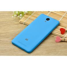 Michellisto Xiaomi Redmi Note 2 Back door Replacement Battery Cover Back Casing Cover - Soft Blue