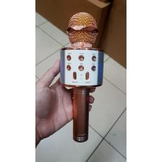 Iklan Mickrophone Wireless Bluetooth Wster 858 Smule