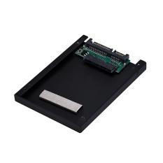 Mikro SATA 1.8 Inci untuk 2.5 Inci HDD Harddrive SSD Converter Adaptor Tertutup-Intl