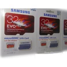 Micro Sdhc Samsung Evo Plus2 32Gb + Adapter ( OEM ) Class 10