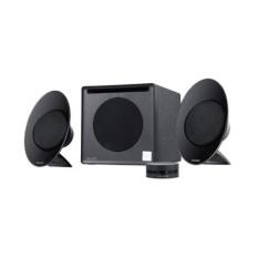 MicroLab FC50 54 W Lapangan Dekat Hi-Fi Enclosure-Gratis 2.1 Speaker W/Prosesor Sinyal Digital (DSP) untuk PC dan Hiburan Multimedia-Intl