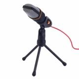 Daftar Harga Microphone Condenser Studio Dengan Stand Sf666 Black Taffware