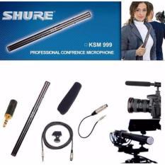 Toko Microphone Condensor Shotgun Shoting Shure Ksm 999 Pjg Acc Lgkp Dekat Sini