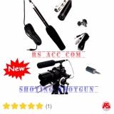 Promo Microphone Mic Haymer Gun 41 Shotgun Condenser Professional Original None Terbaru