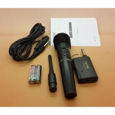Review Microphone Single Wireless Homic Hm 308 Homic Di Indonesia