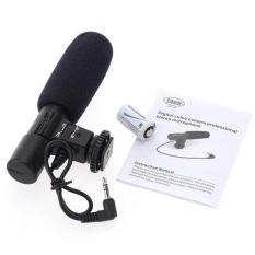 Microphone Vlog Untuk Kamera DSLR Original M1