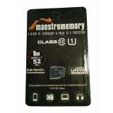 Harga Microsd 8Gb Maestro Class 10 52Mb S Memory Hp Original
