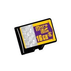 MicroSD V-GeN 16GB Class 6 48MB/S - MicroSD VGEN Memory HP