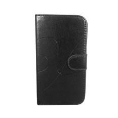 Microsoft Lumia 540 Dual SIM Casing Wave Cover Case - Hitam