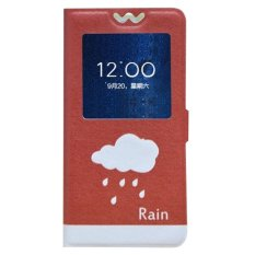 Microsoft / Nokia Lumia Xl Case Artistry Cover Casing Kasing - Gambar Hari Hujan