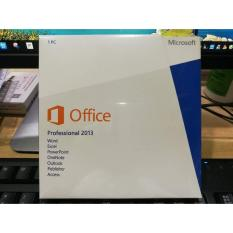 Microsoft Office 2013 Professional Plus Original 100 Terbaru