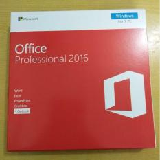 Promo Microsoft Office 2016 Professional Plus Murah