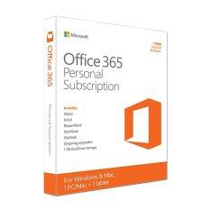 Spesifikasi Microsoft Office 365 Personal Beserta Harganya