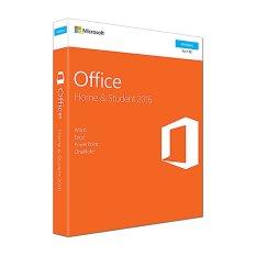 Jual Microsoft Office Home Student 2016 Branded Murah