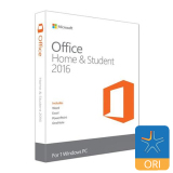Toko Microsoft Office Home And Student 2016 For Windows Microsoft
