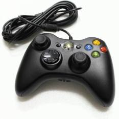 Microsoft Xbox 360 Stick Controller Cable For PC - Hitam