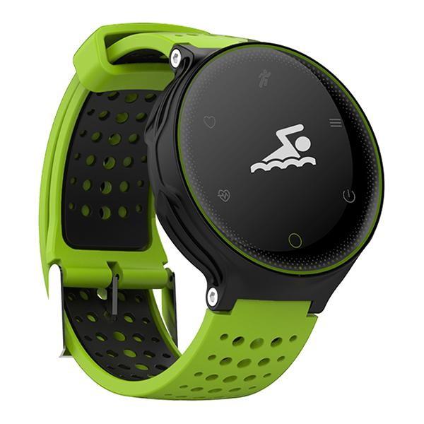 Beli Microwear X2 Smartwatch Bluetooth 4 Ip68 Waterproof Sedentary Reminder Sleep Heart Rate Monitor Pedometer Intl Di Tiongkok