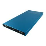 Mid Power Bank Slim 20 000 Mah Biru Mid Diskon 40