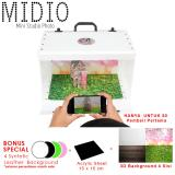 Jual Beli Midio 1 Portable Mini Photo Studio 40X25X25Cm Baru Dki Jakarta