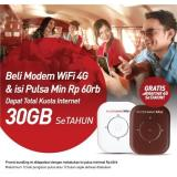 Beli Mifi Modem Wifi 4G Smartfren Andromax M3Y M3Z Free Perdana Kuota 30Gb Lengkap