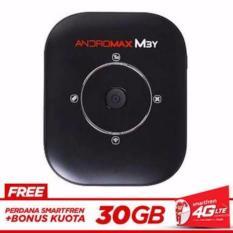 Top 10 Mifi Modem Wifi 4G Smartfren Andromax M3Y M3Z Free Perdana Kuota 30Gb Online