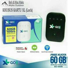 Harga Mifi Modem Xl Go Wifi 4G Movimax Mv003 Free 60 Gb 60 Hari Asli