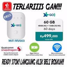 Mifi XL Go Modem Mobile Wifi 4G Movimax MV003 Free 60 GB 3 Bulan BEST SELLER