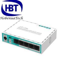 Mikrotik Rb750r2 (850Mhz) Hex Lite Routerboard  Peripheral Komputer