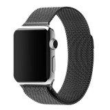 Jual Milanese Bracelet For Apple Watch 38Mm Black Oem Grosir