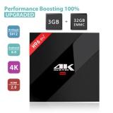 Jual Milu New Original H96 Pro Set Tv Box Android 7 1 Amlogic S912 Octa Core 3G 32G Tv Box Wifi Bt4 2 4G 5 8G Bt4 1 H 265 4 K Player Intl Branded