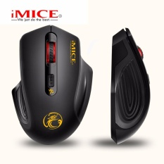 Beli Mini 2 4G Mouse Nirkabel E 1800 Hitam Secara Angsuran