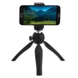 Jual Mini 360 Diputar Berdiri Meja Portabel Yang Dapat Selfie Penahan Tripod Kamera With Dudukan Sepeda Untuk Handphone Kamera Hitam Internasional Branded