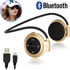 Jual Mini 503 Bh 503 Sport Bluetooth Headphone Nirkabel Over The Ear Headphone Headset Musik Stereo Earphone Micro Sd Card Slot Fm Radio Intl