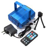 Tips Beli Mini Otomatis Suara Dj Xmas Pesta Disko Lampu Panggung Laser Led Proyektor Remote Inggris Yang Bagus
