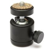 Toko Bola Mini Sekrup Kepala Gunung For Dslr Stan Kamera Tumpuan Kaki Tiga Ballhead 1 10 16 Cm 360 Putaran Dekat Sini