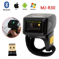 Diskon Eyoyo Mini Bluetooth Yang Bisa Dipakai 1D Barcode Reader Bar Code Scanner Intl Branded